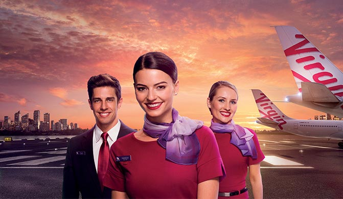 Virgin Australia employees