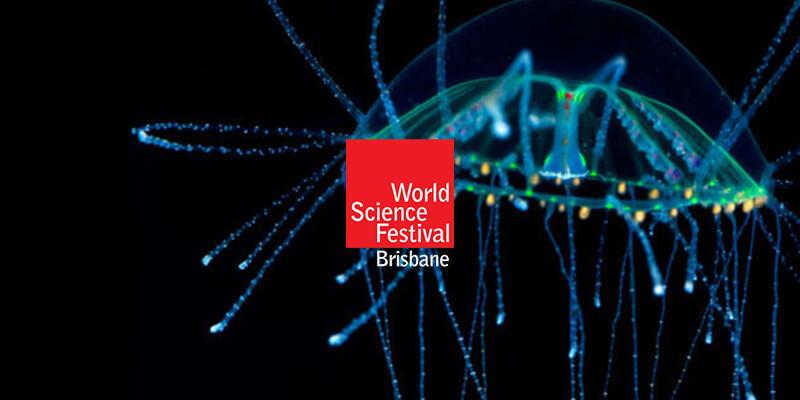 World Science Festival Brisbane logo