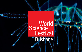 World Science Festival Brisbane logo