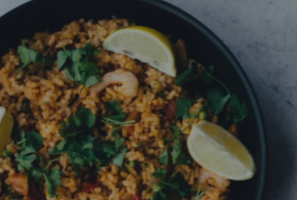 Lite n Easy rice dish